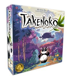 Takenoko, $35 on Amazon - I've heard this is an okay game, similar to Ticket to Ride or Settlers as a good gateway game.