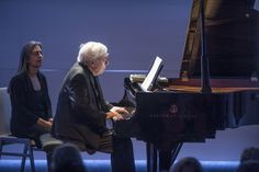 Chamber music festival at Swarovski Kristallwelten: Music in the Giant 2015 with pianist Richard Goode.