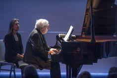Chamber music festival at Swarovski Kristallwelten: Music in the Giant 2015 with pianist Richard Goode.