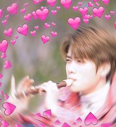 New Memes Kpop Corazones 27 Ideas Kpop Memes, Dankest Memes, Funny Memes, Luhan, Wattpad, Taekook, K Pop, Hoseok, Heart Meme