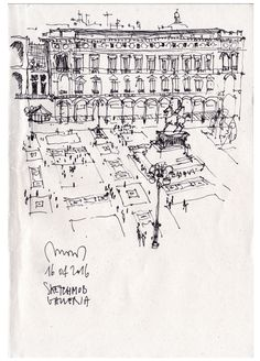 Milano: piazza del Duomo