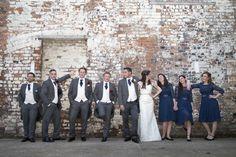 Bridal Party Photography Ideas - The Bond Company Birmingham