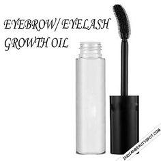 Eyebrow/ Eyelash Growth Oil