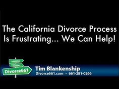 The California Divorce Process Is Frustrating We Can Help  This video is about California divorce process and we will talk about how frustrating the California divorce process is and how we can help you with your California divorce.