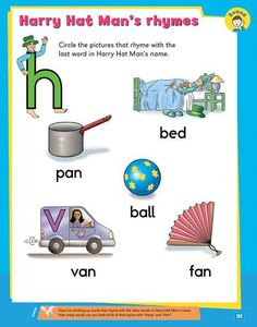 My First Phonics Activity Book Phonics Activities, Book Activities, Learn To Read, Hats For Men, Literacy, Teaching, Lettering, Writing, Books