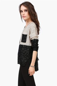Marjorie Knit Sweater