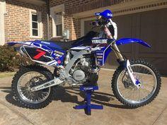 2013 Yamaha WR450F
