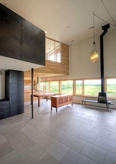 Blair Barn house by Alchemy Architects