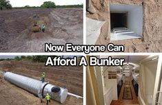 Now Everyone Can Afford A Bunker. if we budget right and keep our prep heads on this dream can become a reality for majority of us reading this article.