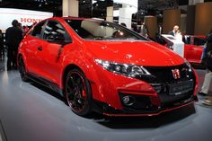 Honda Civic Type-R 2016