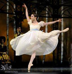 "Maria Kochetkova, ""Onegin"", San Francisco Ballet"