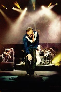 Morrissey In Bournemouth