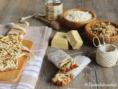 Barrette ai Cereali  Snack fatti in casa buoni, semplici e genuini! ;)