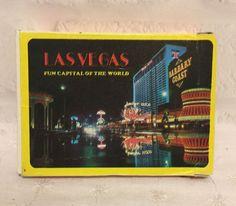 Las Vegas Nevada Playing Cards Poker Game Vintage Collectible