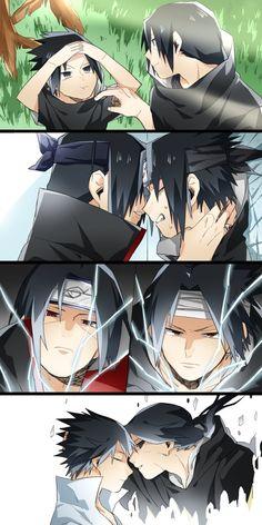 Sasuke ans Itachi