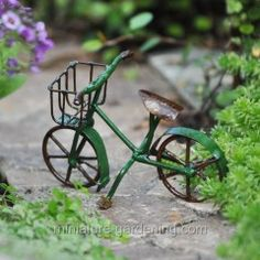 Might just have to buy this little bike for the fairies.