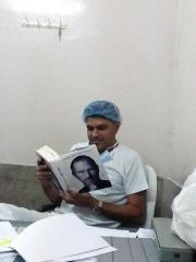 Dr.Muffazal Lakdawala, at the end of the Day-1.