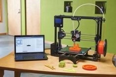 LulzBot's fifth generation 3D printer