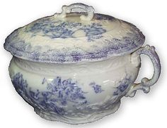 Chamber pot.  Oh the memories!