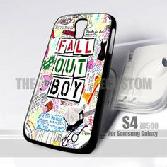 Fall Out Boy Samsung S4 9500,S5 9600 leave a note