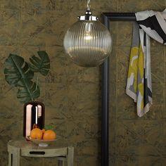 Tamara 1-Light Globe Pendant Industrial Style Lighting, Dar Lighting, Steel Structure, Light Effect, Globe Pendant, Globe Lights, Beautiful Lights, Unique Furniture, Bird Cage