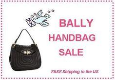 Valentine's BALLY Handbag Sale