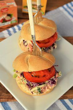 sandwich coleslaw cu pui