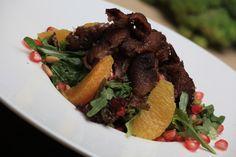 Crispy Duck salad @ The Flying Monk, Kolkata