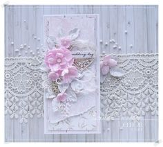 How To Make a Wedding Card - Video Tutorial