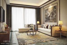 Classic living room design