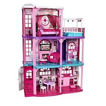 Barbie - 3-Stckige Traumvilla