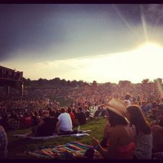 Zac Brown Band Instagram photo by @tee_figz #Pittsburgh #FirstNiagaraPavillion
