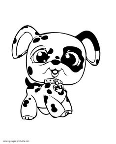 92 Best Lps Coloring Pages Images Coloring Books Coloring Pages