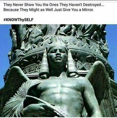 Know Thyself!!