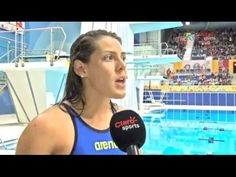 Nadadora Fernanda González denuncia amenazas de directivos mexicanos en ...
