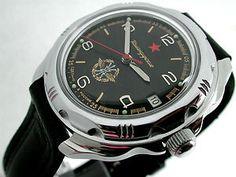 Russian Military VOSTOK Submarine Watch 0428 New | eBay