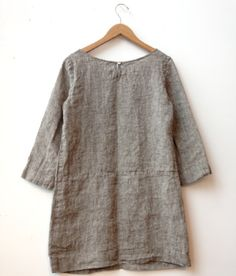 Image of Nuthatch Linen Pocket Tunic