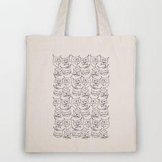 kediler Tote Bag by creaziz - $18.00