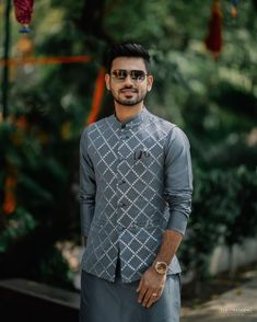 Groom Wear, Groom Outfit, Fashion Games, Fashion Outfits, Men Dress Up, Mens Kurta Designs, Pastel Outfit, Groom Looks, Engagement Outfits