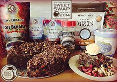 Superfood Fruitcake   bigtreefarms  Created by Naomi Pockell, winner of a Sweet Swap Challenge!