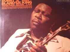 Vintage Bobby Bland  & B.B.King Together by LakeCottageVintage, $20.00