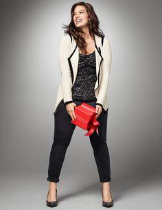 New Plus Size Dresses, Coats, Sweaters, Pants   Lane Bryant