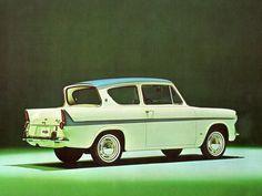 Ford Anglia 105E 1959-1967