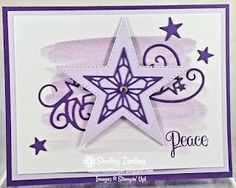 More So Many Stars cards! You can change the sentiments on them and they become birthday, graduation, baby, or celebration cards. Christmas Cards To Make, Christmas Treats, Christmas Diy, Star Cards, Stampin Up Cards, Light Colors, Favorite Color, Card Stock, Wraps