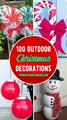 Navidad Simple, Navidad Diy, Classy Christmas, Christmas Diy, Diy Christmas Tree Topper, Christmas Nails, Outside Christmas Decorations, Best Outdoor Christmas Decorations, Decoration Table