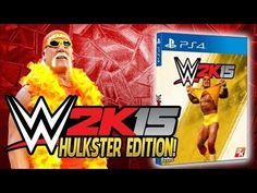 WWE 2K15 - HULK HOGAN Special Edition | STING & ROSTER NEWS! - WWE 2K15 On PS3 | XBOX | PS4 October 2014