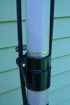 Mast Section Locking Clamp