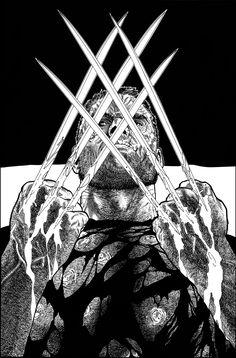 Wolverine - Steve McNiven