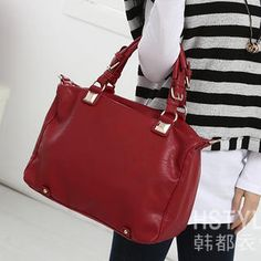 HSTYLE Belted Handle Tote PRICE  $88.00   #handbags