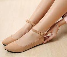 Resultado de imagen para zapatos bajos de moda 2015 mujer